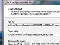 """Mit dem """"PDF Image Extraction Wizard"""" speichern Sie Bilder und Fotos aus PDF-Dokumenten."""