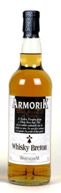 ArmoriK Whisky Breton - Original, Now Replaced with Armorik Classic