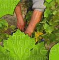 L'homme et la vigne une histoir ed'amour, catalogue d'exposition