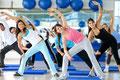 Zumba wsg Pilates