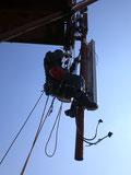 LTE Antennenmontage Industriekletterer Hamm