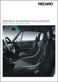 Online-Katalog RECARO Classic PP (ABE)