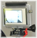 --- Kamera mit Monitor ---