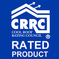 Ceramic InsulCoat Roof is a CRRC Rated Product