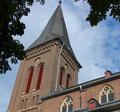 Kirchturm von St.Severinus in Kommern