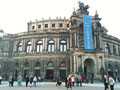 Semperoper, Dresden 山本撮影、2011/09/01