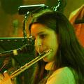 Isabelle Prince, flûte traversière