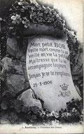 Cementerio de París....