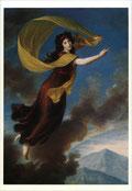 虹の女神イリスとしてのカロリーネ・リヒテンシュタイン侯爵夫人(旧姓マンデルシャイト女伯)