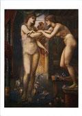 ピグマリオンと彫像-≪女神のはからい≫