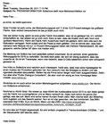 Mail an Photovoltaik, 6.12.2011