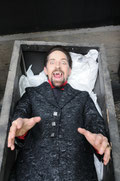 Holger Schlosser als Graf Dracula | Foto: Jürgen Meyer