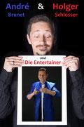 Holger Schlosser - Solo-Programm   Foto: augen[werk]