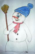 Winter, Schnee, Forsthaus, Kingheitserinnerungen