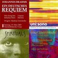 CD Aufnahmen des Grazer Unichors
