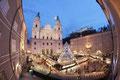 Chriskindlmarkt vor dem Salzburger Dom