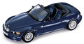 BMW Z3 3.0 Roadster 80 43 0 029 557    Topaz Blue metallic