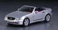 Mercedes-Benz SLK230 AMG UT 26151 Silver metallic