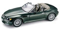 BMW Z3 2.8 Roadster (facelift) UT Models 80 43 9 411 713    Dark Green metallic