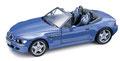 BMW Z3 M Roadster 80 43 9 422 939    Blue metallic