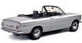 BMW 1600 Cabriolet Minichamps 80 43 0 145 823   Silver metallic