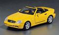 Mercedes-Benz SLK230 AMG UT 26152 Yellow