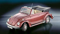 VW Beetle 1302 lS cabrio Revell 08414 red