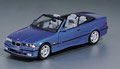 BMW M3 Cabriolet UT Models 20472 Blue metallic
