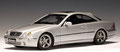 Mercedes-Benz CL500 Lorinser Version Autoart 70121 Silver metallic