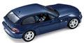 BMW Z3 3.0 Coupe UT Models 80 43 0 139 870    Topaz Blue metallic