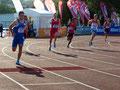 Günther Matzinger 400m