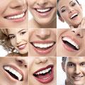 Ästhetische Leistungen unserer Zahnarztpraxis in München Laim (Nähe Pasing & Großhadern) für ein strahlendes Lächeln