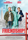 Friendship! - Zwei Ossis im Wilden Westen