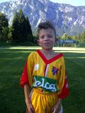 Der kleinste, Franzel Michael mit 2 Toren,