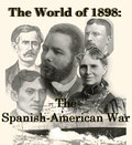"Logo ""The World of 1898: The Spanish-American War"""