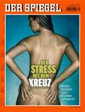 """Spiegel Artikel """"Der Streß mit dem Kreuz"""""""