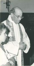 1974 Baptême