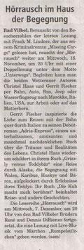 Frankfurter Neue Presse, 10.11.11