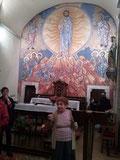Visite de L'Eglise de Cannac