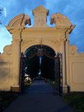 Adlertor, Kees´scher Park, 7-Seen-Wanderung