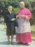 Con la mamma Sebastiana Micale
