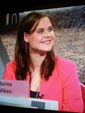 Marina Wilken bei Bingo