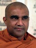 Der ehrwürdige Mönch Ven. Dr. Wijayarajapura Seelawansa Thero