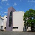 県立明石高等学校美術棟外壁改修工事