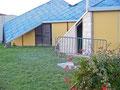 Réhabilitation de la salle communale du mille clubs - Octobre 2010