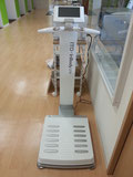 群馬県前橋市ひらい接骨院ではインボディ測定器(体組成測定)がおすすめです。