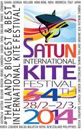 (C) Satun Kite Festival