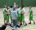 SV Kürnach BasketWalls stehen im Final 4 des Bezirkspokals 2016