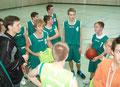U-16 Basketballer bestritten erstes Testspiel