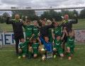SV Kürnach Basketwalls erreichen FINALE des Bezirkspokals 2016